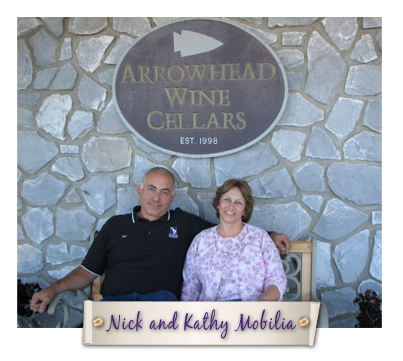 Arrowhead wine cellars for Mobilia opening hours